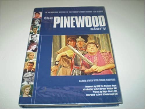 the pinewood story the authorized history of the worlds most famous film studio