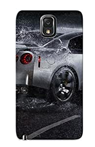 [GHeoFei4351nTcMD]premium Phone Case For Galaxy Note 3/ Nissan Gt-r Tpu Case Cover(best Gift Choice)