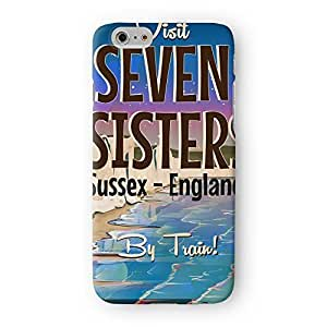 Seven Sisters Full Wrap High Quality 3D Printed Case for Apple? iPhone 6 by Nick Greenaway + FREE Crystal Clear Screen Protector