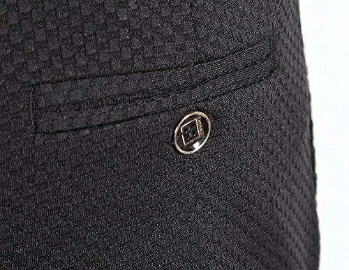 Mens Notched Lapel Modern Fit 3-Piece Suit Blazer Jacket Tux Vest /& Trousers