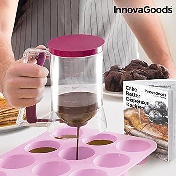 Gka Teig Portionierer Muffin Platzchen Torten Kuchen Mit Rezepten