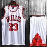 Th-some NBA Baloncesto Camisetas - Maillots de Baloncesto Bulls ...