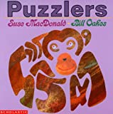 Puzzlers, Suse MacDonald and Bill Oakes, 0803706901