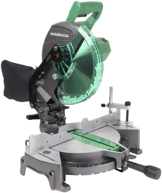 Metabo HPT C10FCG 10-Inch Compound Miter Saw