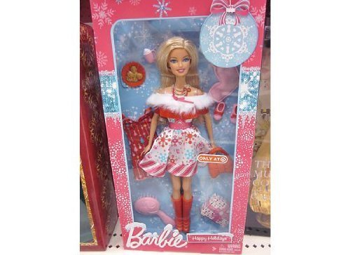 Exclusive 2011 Happy Holidays Barbie Doll ~ Limited Edition!