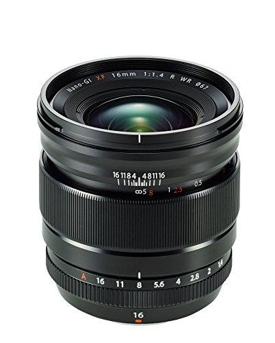Fujinon XF16mmF1.4 R WR from Fujifilm