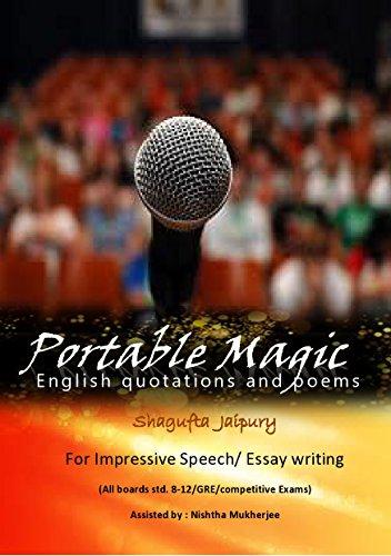 Portable Magic: English Quotations and Poems (Portable Magic)