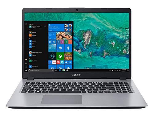 Acer Aspire 5, 15.6' Full HD, 8th Gen Intel Core i5-8265U, 8GB DDR4, 256GB SSD, Backlit Keyboard, Windows 10 Home, A515-52-526C