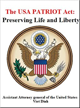 the usa patriot act preserving life Enlaces externos: the usa patriot act: preserving life and liberty, departmento de justicia de estados unidos (en inglés)the patriot act and related provisions, the heritage foundation's .