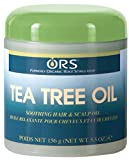 Organic Root Stimulator Tea Tree Hair and Scalp Oil, 5.5 Ounce