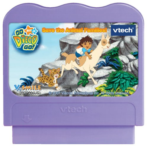 VTech - V.Smile - Go Diego Go for sale  Delivered anywhere in USA