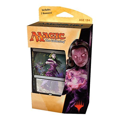 Magic The Gathering: Amonkhet Planeswalker Deck – Liliana Death Wielder SEALED
