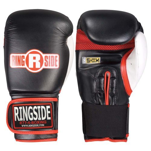 Ringside Gel Shock�E Boxing Super Bag Gloves by Ringside by Ringside
