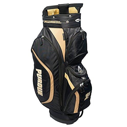 Team Golf NCAA Clubhouse Cart Bag, Purdue by Team Golf