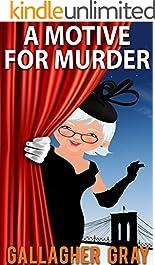 A Motive for Murder (Hubbert & Lil Cozy Mystery Series Book 4)