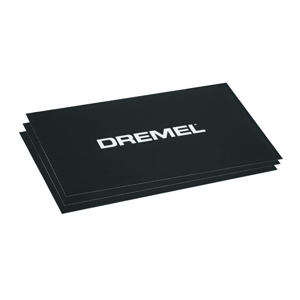 Dremel BT40-01 Build Sheets for 3D40 3D Printer