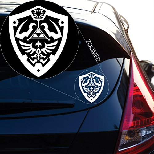 zelda auto decal - 7