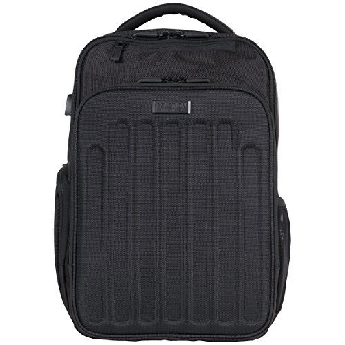 (Kenneth Cole Reaction 1680d Polyester Dual Compartment 15.6