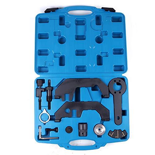 (cciyu Timing Alignment Camshaft Crankshaft Timing Master Tool Engine Timing Tools Kit Applicable for BMW N62 N73 645i 650i Engines)