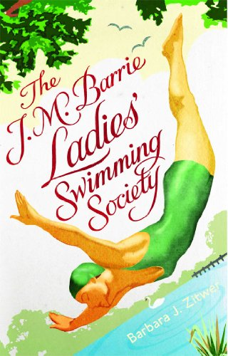 Womens Womens Swimming Arch - The J.M. Barrie Ladies' Swimming Society