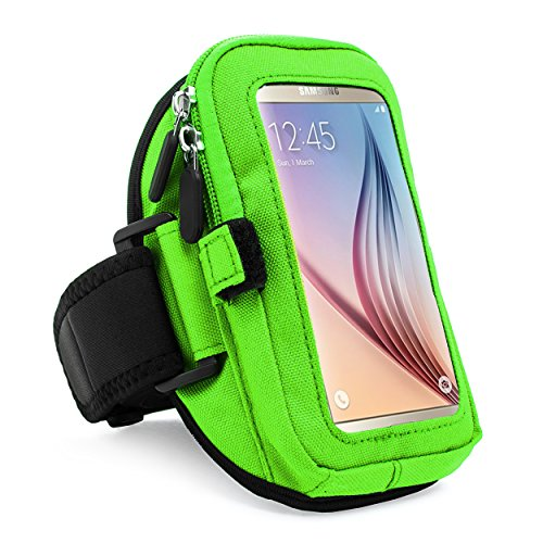 VanGoddy zippered Running Armband removable