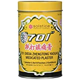 701 Medicated Plaster (Genuine Solstice Product) - 1 Can