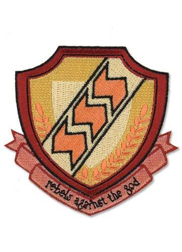 Angel Beats School Emblem Patch ()