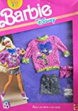 Barbie Disney Character Fashions w Minnie Mouse (1989)