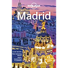 Lonely Planet Madrid 9th Ed.: 9th Edition