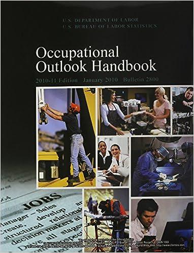 Occupational Outlook Handbook (Occupational Outlook Handbook ...