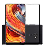 Parallel Universe Xiaomi Mi Mix 2 - 4D Extreme Full Screen Protection Tempered Glass With 9H Hardness With Easy Self Installation Kit- Black