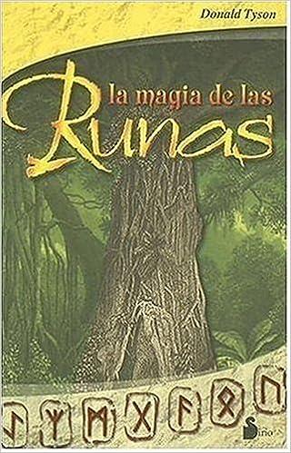 Resultado de imagen para donald tyson runas