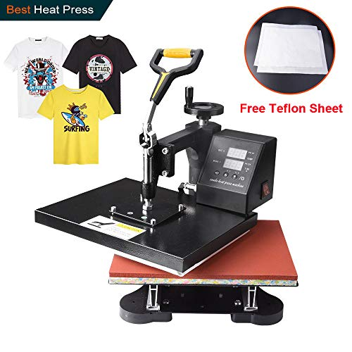 Power Heat Press Machine 12