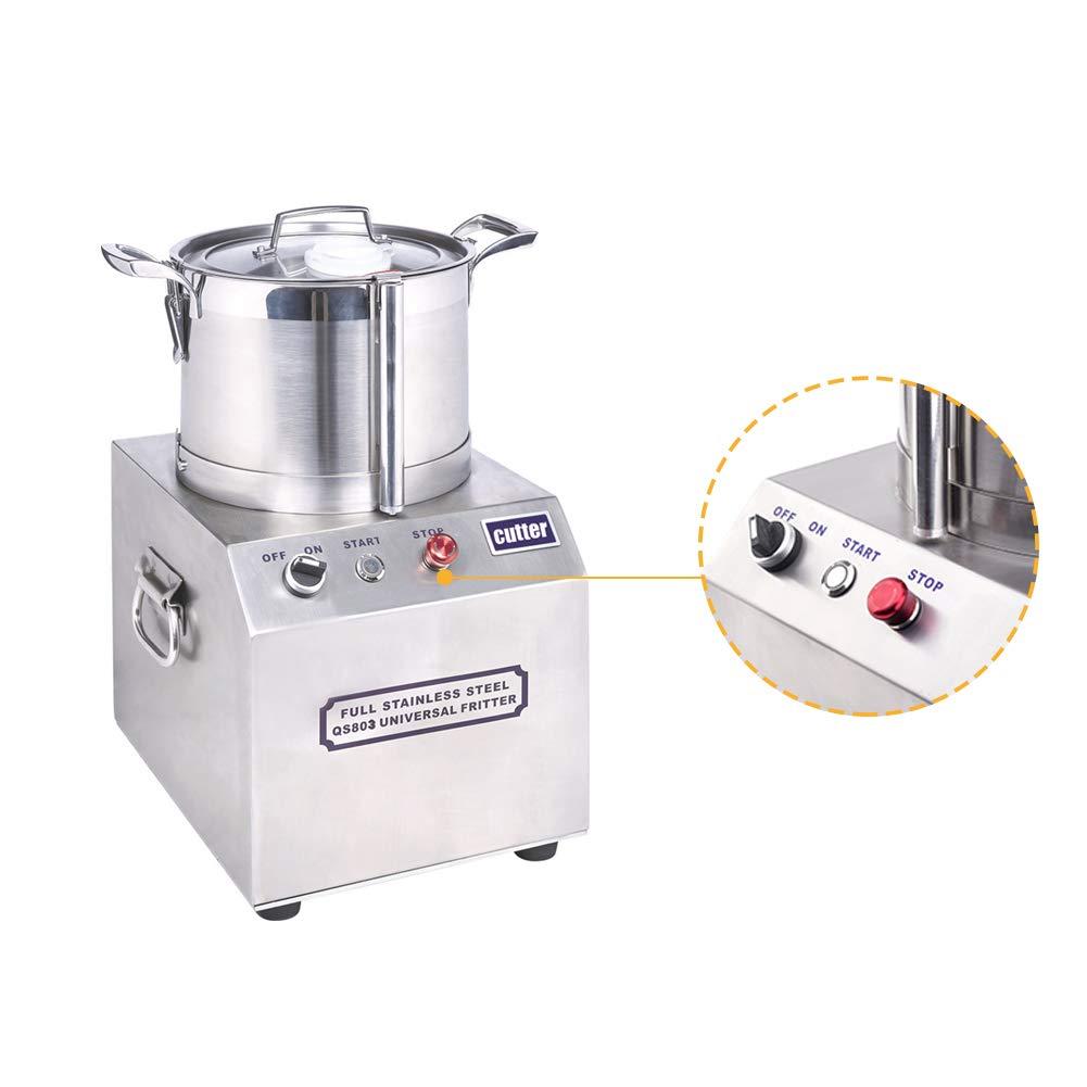 woobrit 6L Multi Función eléctrica Robot de cocina ...