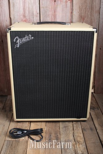 Fender LTD Rumble 200 Blonde Electric Bass Guitar Combo Amplifier 200 Watt Amp by Fender