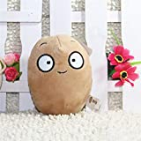 RAFGL 14-26Cm Game Plants Vs Zombies Plush Doll PVZ Plants Plush Stuffed Toys for Children Kids Gift U Must Have 5 Year Old Boy Gifts Toddler Favourite Superhero Cupcake Toppers Unboxing Box