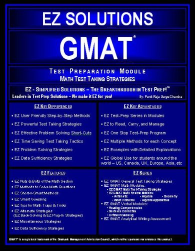 EZ GMAT - Math Strategies
