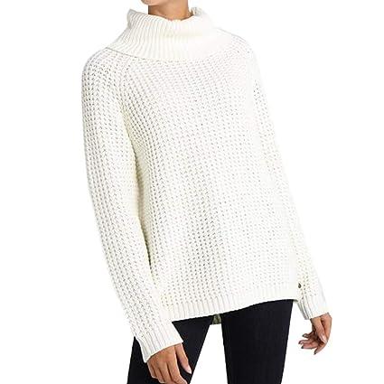 a26c0f75da Oudan Pullover Sweater Felpa, Camicetta da Donna Autunno Inverno ...