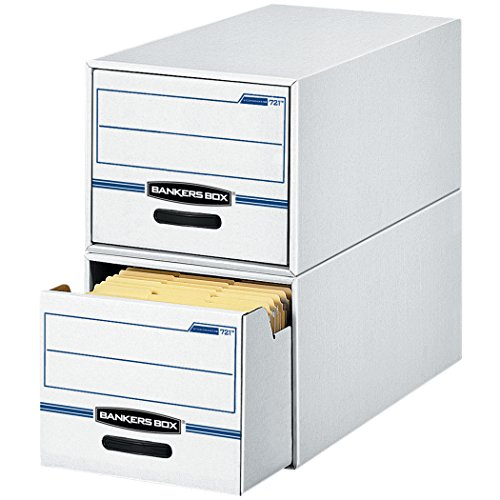 Bankers Box 00722 STOR/DRAWER File Drawer Storage