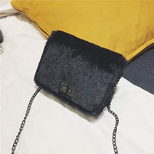 Ado Mode 1 Dos Sacs Sweet Fille Sac Packet Femme Sanfashion Ours Poupée Noir À 0OAwxUqz