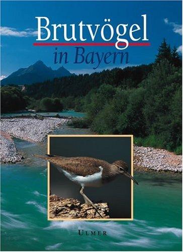 Brutvögel in Bayern: Verbreitung 1996 bis 1999