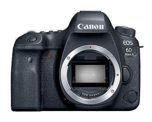 Canon EOS 6D Mark II Digital SLR Camera Body  Wi-Fi Enabled [並行輸入品]   B07F3K6ZKN