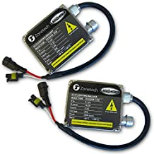 Zone Tech AC 35W HID Ballast – 2-Piece Premium Quality Universal Replacement 35W HID Ballast