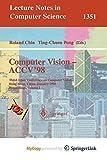 img - for Computer Vision - ACCV'98: Third Asian Conference on Computer Vision, Hong Kong, China, January 8 - 10, 1998, Proceedings, Volume I book / textbook / text book