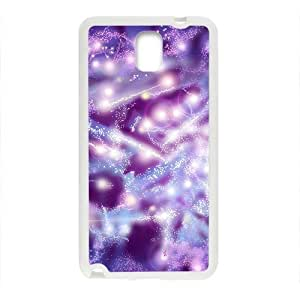 Purple aesthetic fractal fashion phone case for samsung galaxy note3