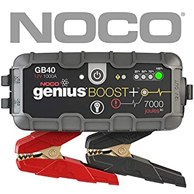 NOCO Boost Sport 12V UltraSafe Lithium Jump Starter for Gasoline Engines