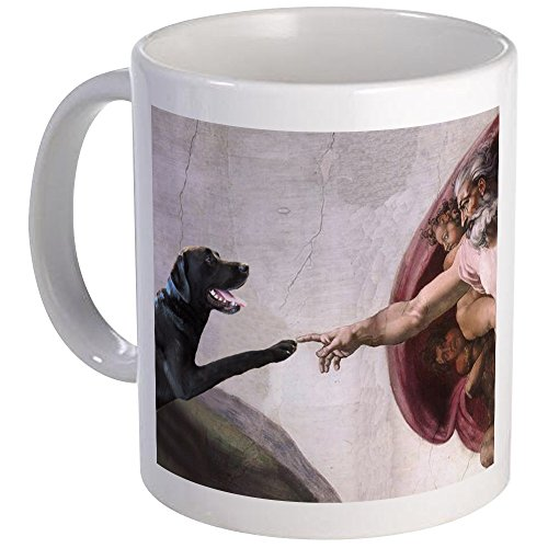 - CafePress - Black Lab Mug - Unique Coffee Mug, Coffee Cup