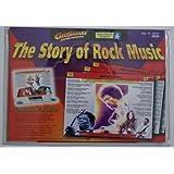 Geosafari the Story of Rock Music 20 Card Set by GeoSafari