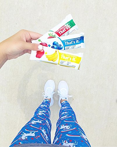 That's It. Fruit Bars Master Pack | 100% Natural Great Tasting Healthy Real Fruit Bar | Vegan, Gluten Free, Paleo, Kosher, Non GMO, 100 Calories, No Preservatives | Pack of 144 by That's it. (Image #4)