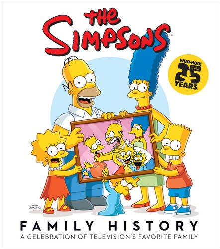 The Simpsons Family History (Simpsons History The)